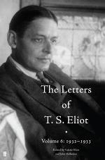 The Letters of T. S. Eliot Volume 6: 1932–1933