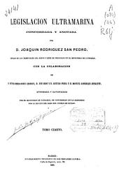 Legislacion ultramarina: -5. Fomento