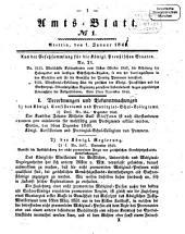 Amtsblatt der Regierung in Stettin: 1841