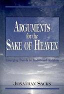 Arguments for the Sake of Heaven PDF