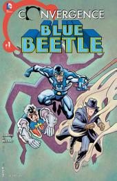 Convergence: Blue Beetle (2015-) #1