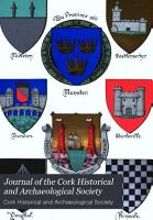 Journal of the Cork Historical and Archaeological Society PDF