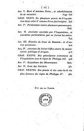 Histoire critique de l'inquisition d'Espagne depuis l'époque de son établissement par Ferdinand V jusqu'au règne de Ferdinand VII: Volume1