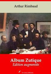 Album Zutique: Nouvelle édition augmentée