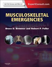 Musculoskeletal Emergencies E-Book