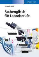 Fachenglisch f  r Laborberufe PDF