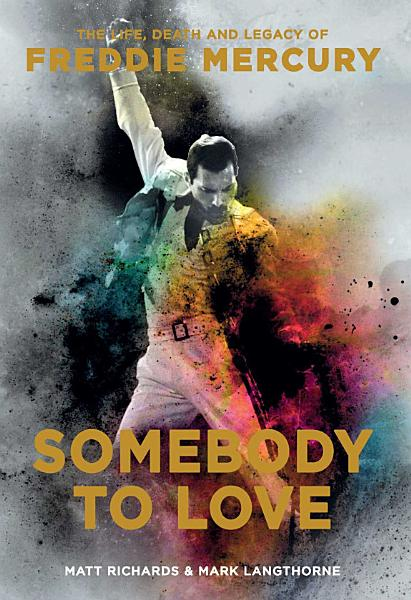 Download Somebody to Love Book