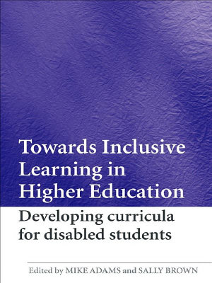 Towards Inclusive Learning in Higher Education