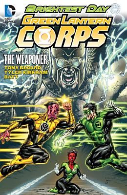 Green Lantern Corps  The Weaponer PDF