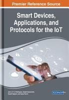 Smart Devices  Applications  and Protocols for the IoT PDF