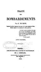 Traité de bombardements