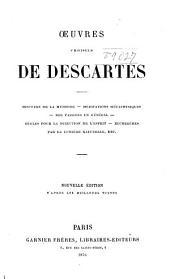 Oeuvres choisies de Descartes