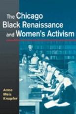 The Chicago Black Renaissance and Women s Activism PDF
