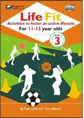 Life Fit Book 3 11-13 yr olds