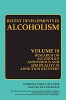Research on Alcoholics Anonymous and Spirituality in Addiction Recovery PDF