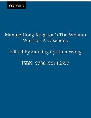 Maxine Hong Kingston s The Woman Warrior PDF