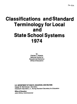 Statistics of Land grant Colleges and Universities PDF