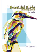 Beautiful Birds Coloring Book for Adults