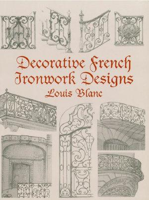 Decorative French Ironwork Designs