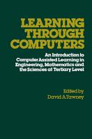 Learning Through Computers PDF