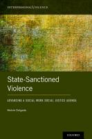 State Sanctioned Violence PDF