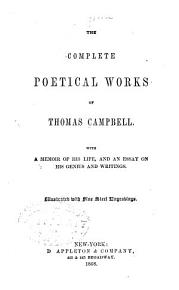 The Complete Poetical Works of Thomas Campbell PDF