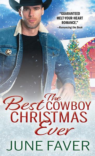Download The Best Cowboy Christmas Ever Book
