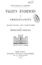 Evidences of Christianity