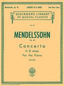 Concerto No. 2 in D Minor, Op. 40