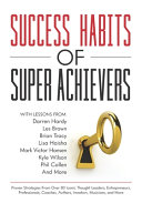 Download Success Habits of Super Achievers Book