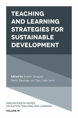Teaching and Learning Strategies for Sustainable Development