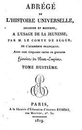 Histoire du Bas Empire: Volume8