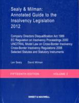 Annotated Guide to the Insolvency Legislation PDF