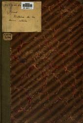 Histoire de la dame potelée: (trois lettres à Françoise)