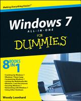 Windows 7 All In One For Dummies