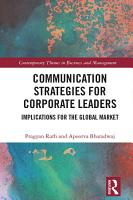 Communication Strategies for Corporate Leaders PDF