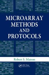 Microarray Methods and Protocols