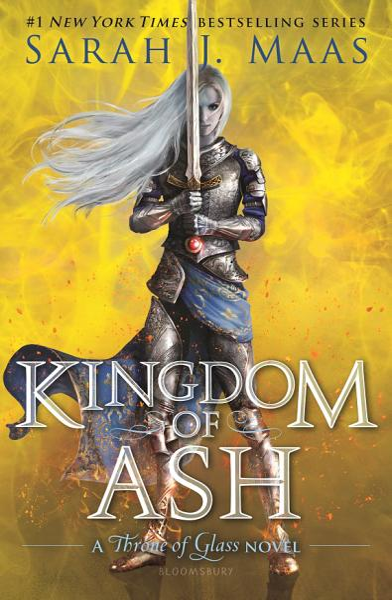 Download Kingdom of Ash Book