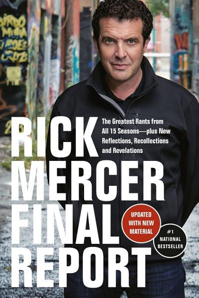 Download Rick Mercer Final Report Book