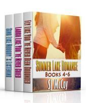 Summer Lake Romance Boxed Set (Books 4-6): Books 4-6
