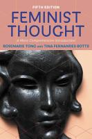 Feminist Thought PDF