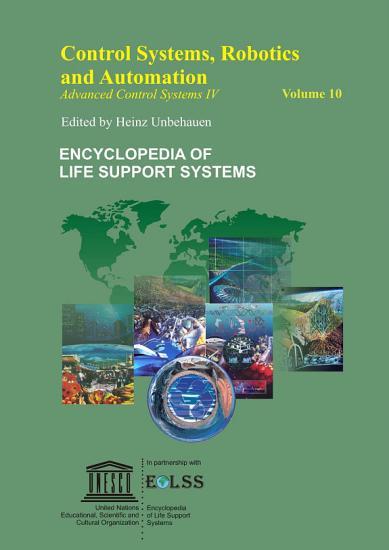 CONTROL SYSTEMS  ROBOTICS AND AUTOMATION     Volume X PDF