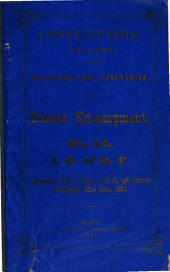Constitution, By-laws and Rules of Order, of Dennis Encampment, No. 14, I.O.O.F., Located at White Pigeon, St. Joseph County, Michigan, May 24th, 1866