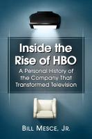 Inside the Rise of HBO PDF