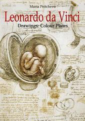 Leonardo da Vinci Drawings: Colour Plates