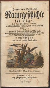 Naturgeschichte der Vögel: mit ein und zwanzig Kupfertafeln. 1
