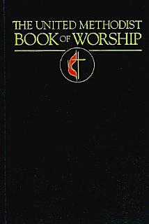 The United Methodist Book of Worship Book
