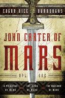 John Carter of Mars  Vol  1 PDF