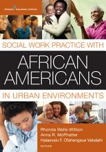 Social Work Practice with African Americans in Urban Environments PDF