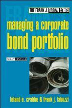 Managing a Corporate Bond Portfolio PDF